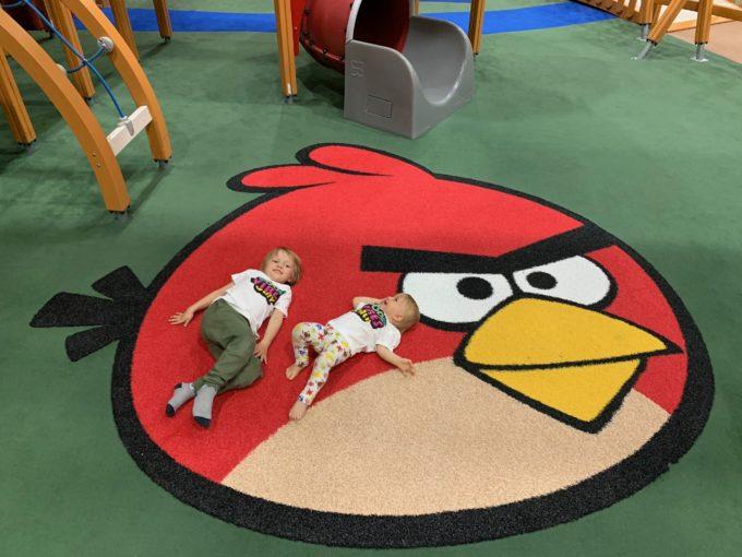 angry birds acitivity park