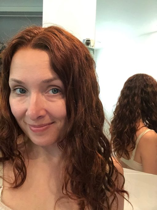 curly girl method kokemuksia