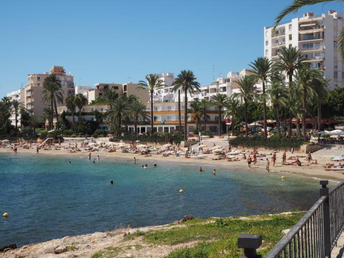 figueretas beach ibiza