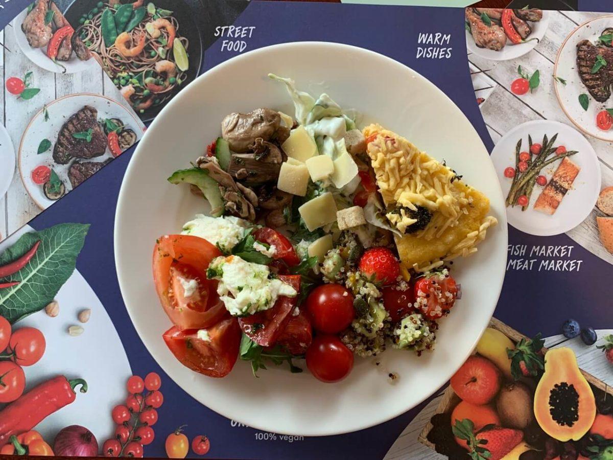grande buffet tallink silja