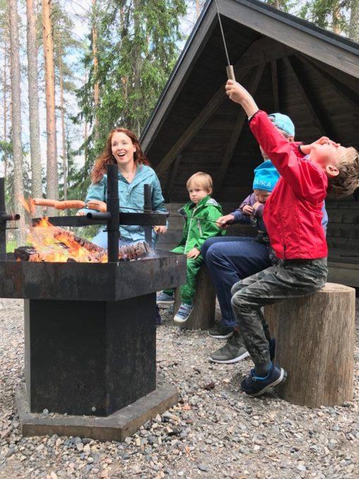 holiday club kokemuksia lasten kanssa