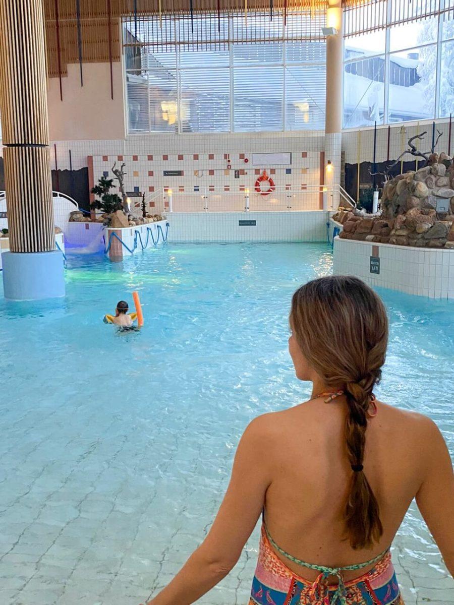 holiday club saariselka kylpyla kokemuksia