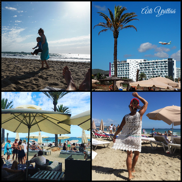 Ibiza Play Den Bossa ranta