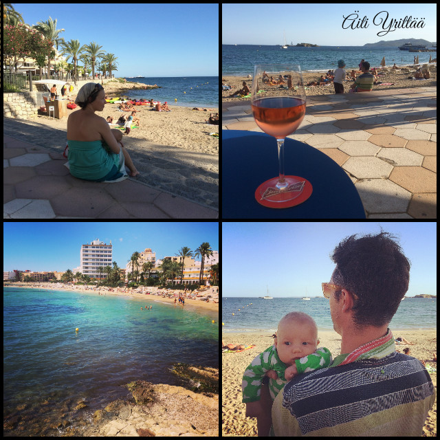 Ibiza lasten kanssa