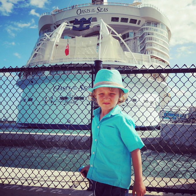 Oasis Of The Seas kokemuksia