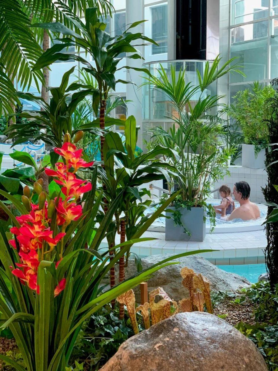 kuusamon tropiikki kylpyla
