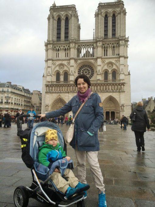 Pariisi lasten kanssa