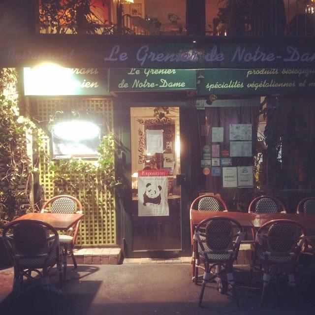Pariisin ravintolat