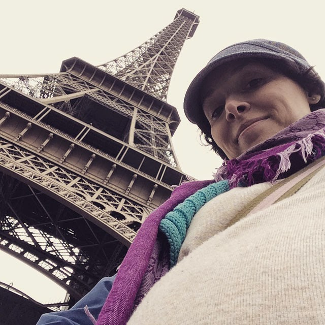 Eiffel tornilla