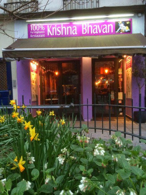 Krihna Bhavan ravintola