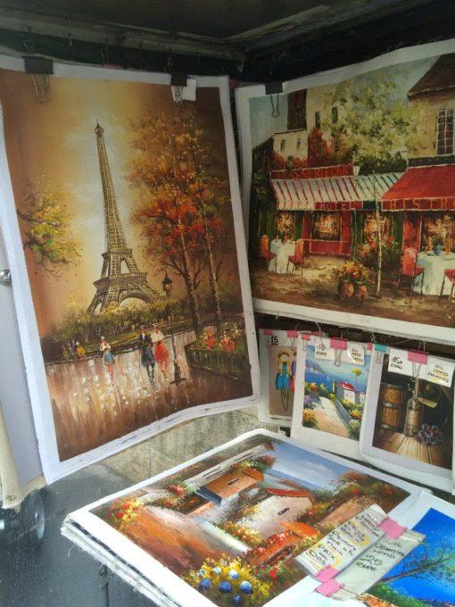Pariisi kokemuksia