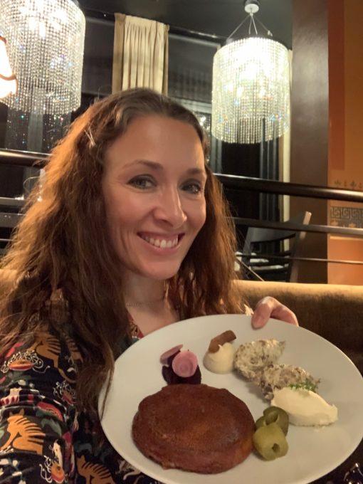 ravintola kappeli kokemuksia bliniviikot