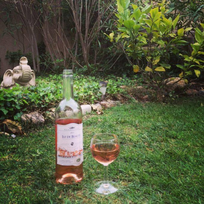 rose viinia rivieralla